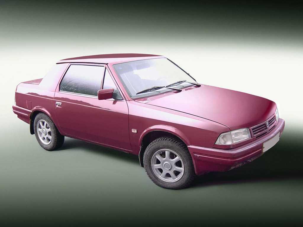 1999-2001. AZLK 2142 Duet-2