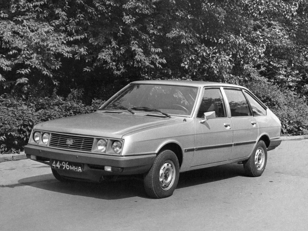1977. AZLK Moskvich 2141 (Максимка Ходовой Макет)