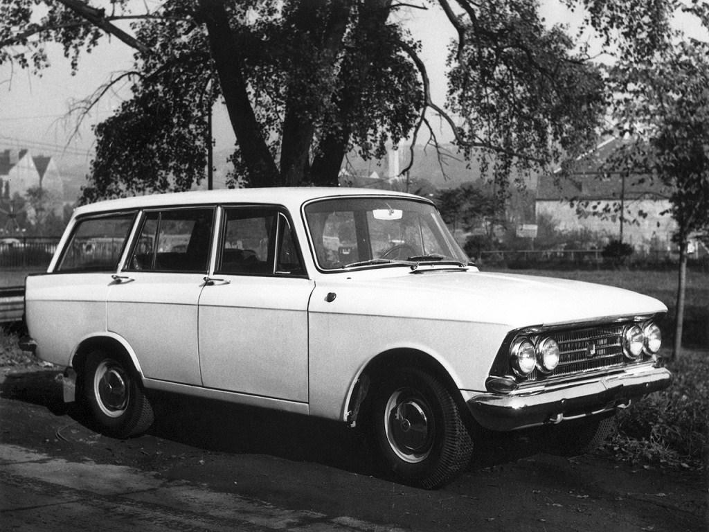 1965-1969. AZLK Moskvich 426IE