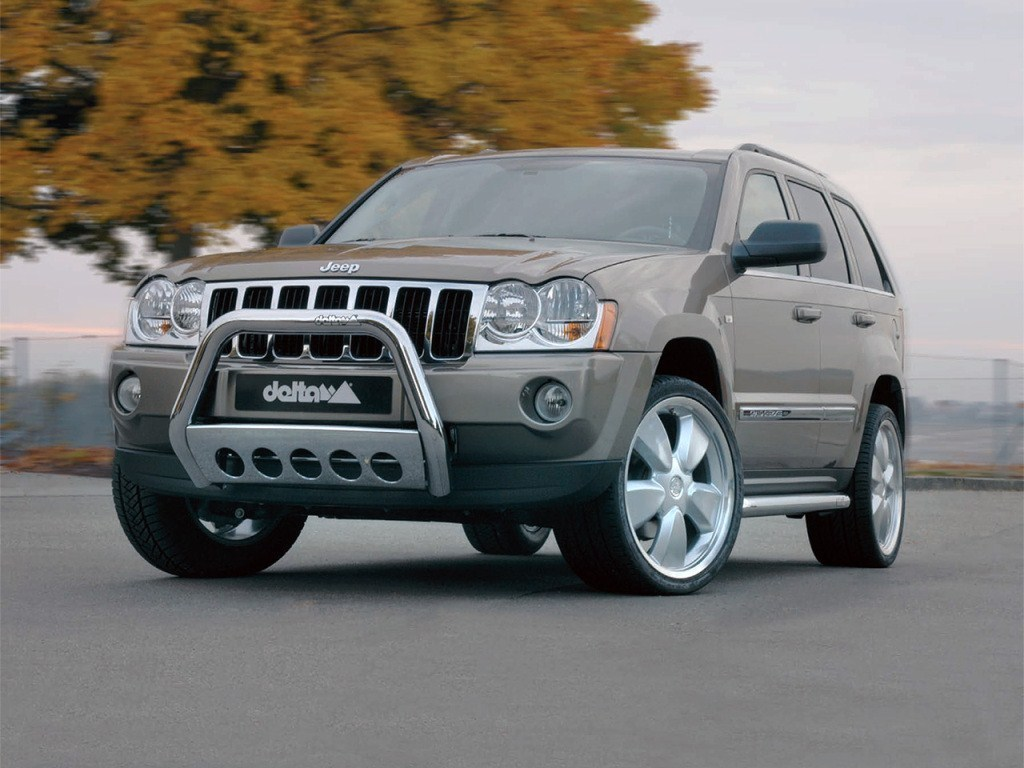 2005-2010. Delta Tuning Jeep Grand Cherokee (WK)