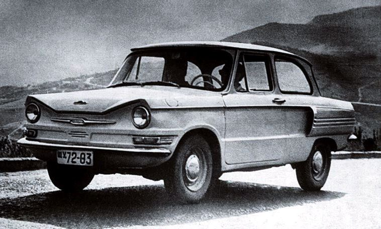 1961. ZAZ 966 (Concept №2)