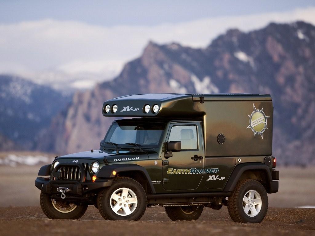 2007-2011. EarthRoamer XV-JP