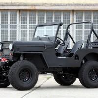2010. ICON Jeep CJ-3B