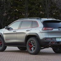 2014. Jeep Cherokee Adventurer Concept (KL)