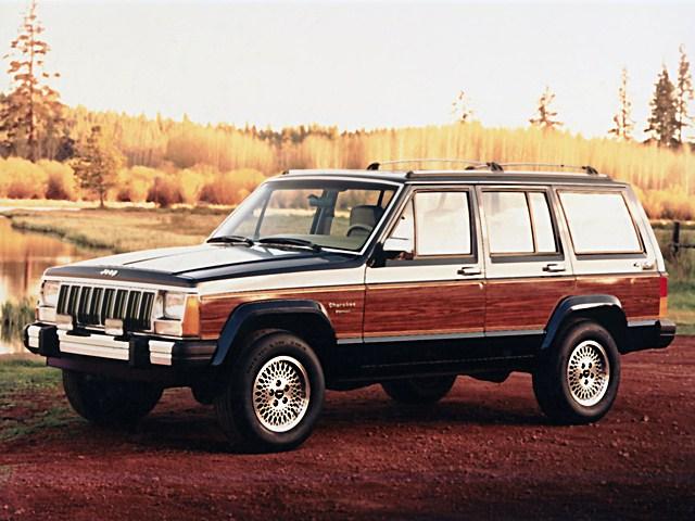 1991 Jeep Cherokee Briarwood