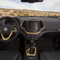 2014. Jeep Cherokee Dakar Concept (KL)