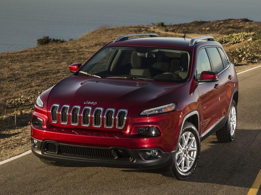 2013–н.в. Jeep Cherokee Latitude (KL)