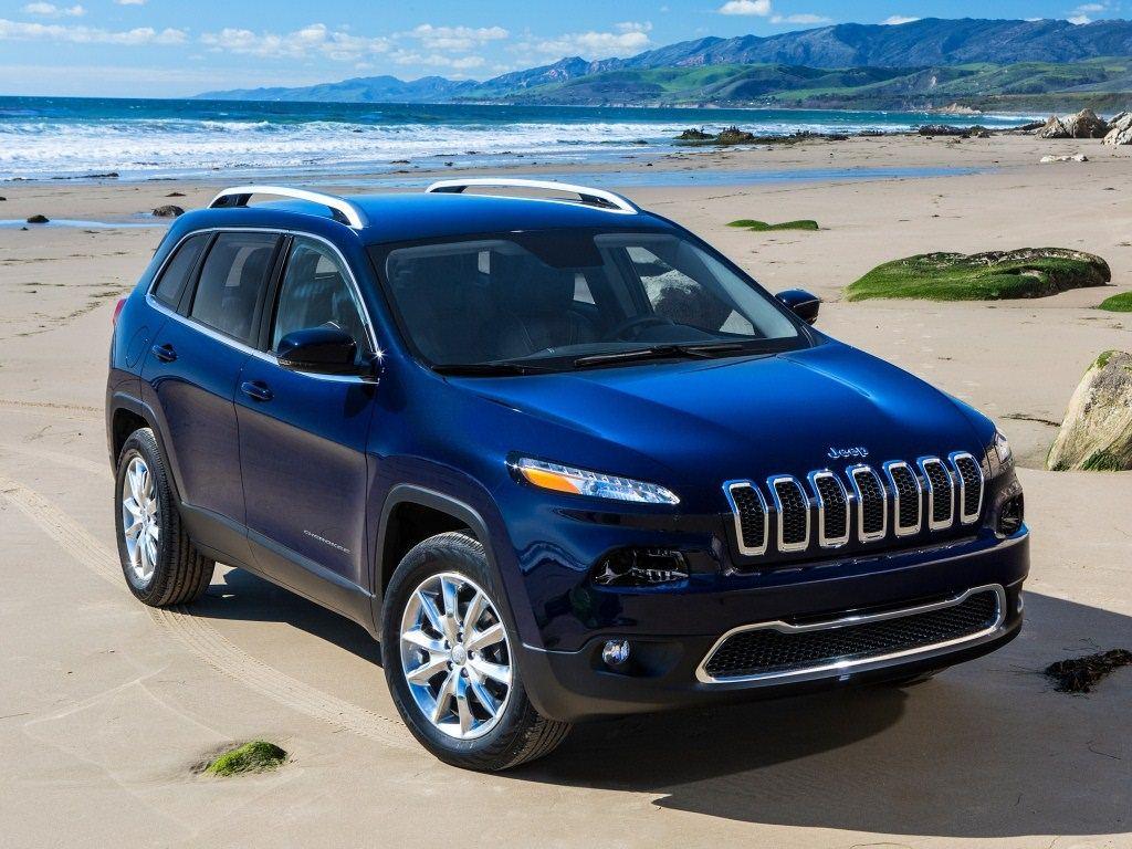 2013–н.в. Jeep Cherokee Limited (KL)