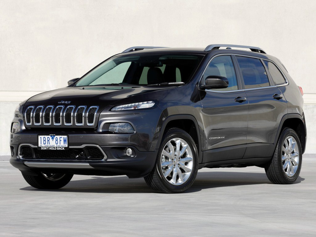 2014. Jeep Cherokee Limited AU-spec (KL)