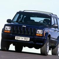 1998–2001. Jeep Cherokee Limited EU-spec (XJ)
