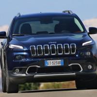 2014. Jeep Cherokee Limited EU-spec (KL)