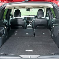 2014. Jeep Cherokee Limited UK-spec (KL)