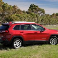 2014. Jeep Cherokee Longitude AU-spec (KL)