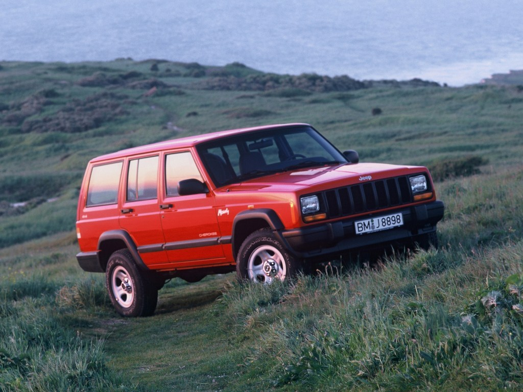 1997–2000. Jeep Cherokee Mounty (XJ)
