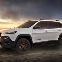 2014. Jeep Cherokee Sageland Concept (KL)