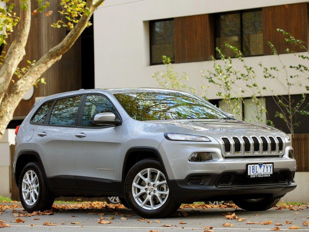 2014. Jeep Cherokee Sport AU-spec (KL)