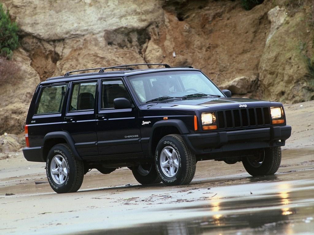 1997–2001. Jeep Cherokee Sport EU-spec (XJ)