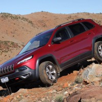 2014. Jeep Cherokee Trailhawk AU-spec (KL)