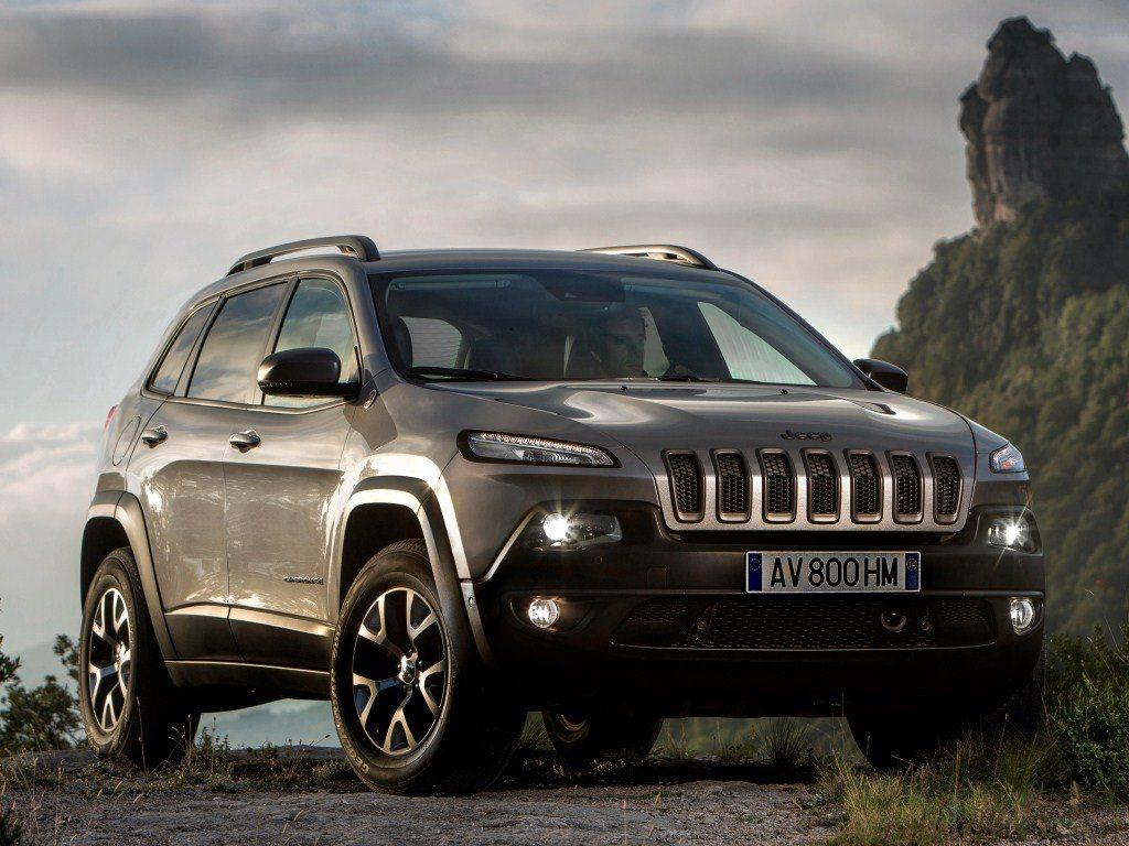 2014. Jeep Cherokee Trailhawk EU-spec (KL)