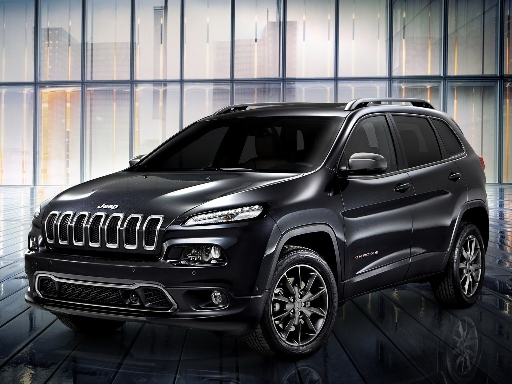 2014. Jeep Cherokee Urbane Concept (KL)
