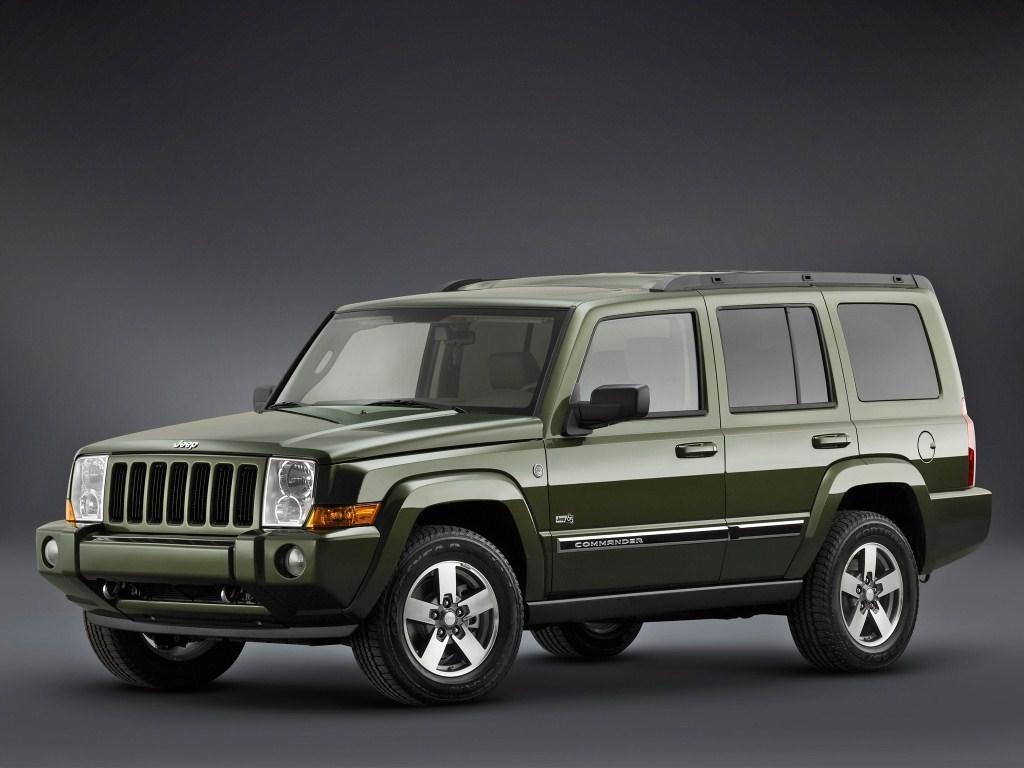 2006. Jeep Commander 65th Anniversary (XK)