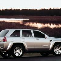 1999.Jeep Commander (Concept)