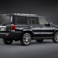 2008-2009. Jeep Commander Overland EU-spec (XK)