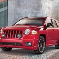 2007-2010. Jeep Compass Rallye