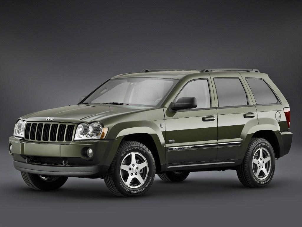 2006. Jeep Grand Cherokee 65th Anniversary (WK)