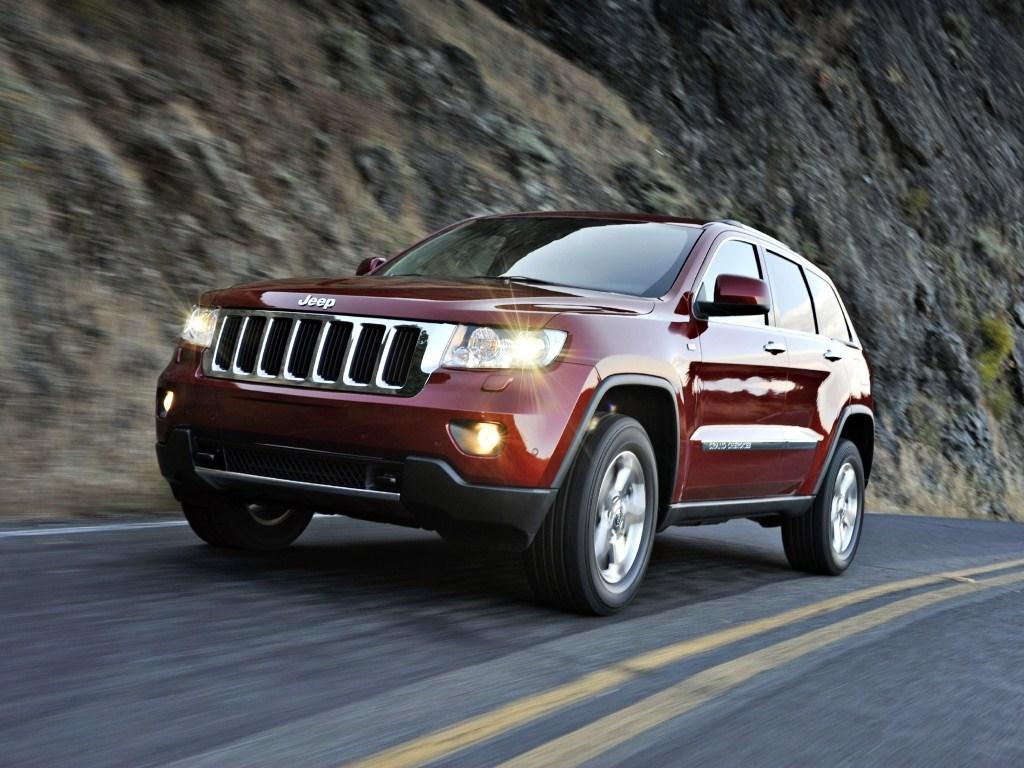 2011-2013. Jeep Grand Cherokee EU-spec (WK2)
