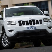 2013–н.в Jeep Grand Cherokee Laredo AU-spec (WK2)