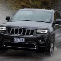 2013–н.в. Jeep Grand Cherokee Limited AU-spec (WK2)