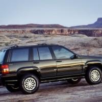 1995-1997. Jeep Grand Cherokee Orvis (ZJ)