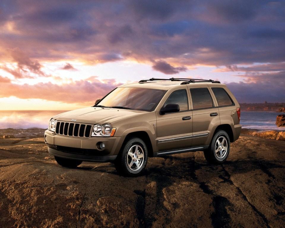 2005. Jeep Grand Cherokee Rocky Mountain (WK)