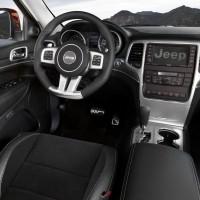 2011-2013. Jeep Grand Cherokee SRT8 (WK2)