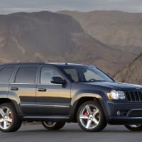 2006-2010. Jeep Grand Cherokee SRT8 (WK)