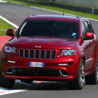 2012-2013. Jeep Grand Cherokee SRT8 EU-spec (WK2)