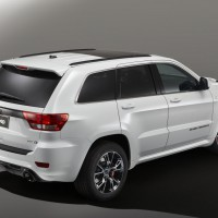 2012. Jeep Grand Cherokee SRT8 Limited Edition (WK2)