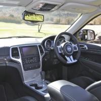 2012-2013. Jeep Grand Cherokee SRT8 ZA-spec (WK2)