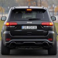 2013–н.в. Jeep Grand Cherokee SRT EU-spec (WK2)