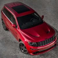 2014–н.в. Jeep Grand Cherokee SRT Red Vapor (WK2)
