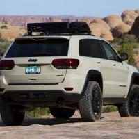 2014. Jeep Grand Cherokee Trail Warrior Concept (WK2)