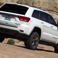 2012. Jeep Grand Cherokee Trailhawk Concept (WK2)
