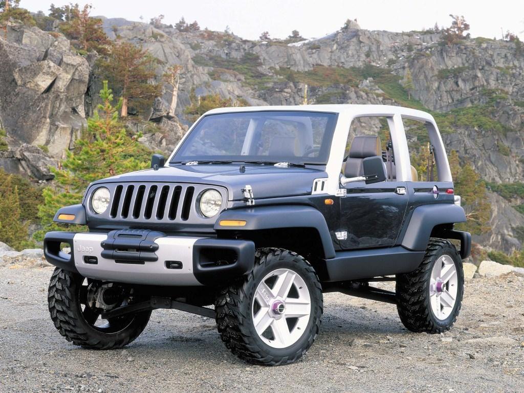 1997. Jeep Icon (Concept)