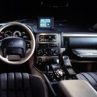 1999. Jeep Journey Concept