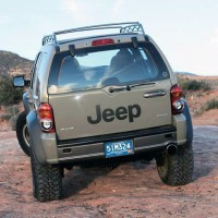 2003. Jeep Liberator CRD Concept