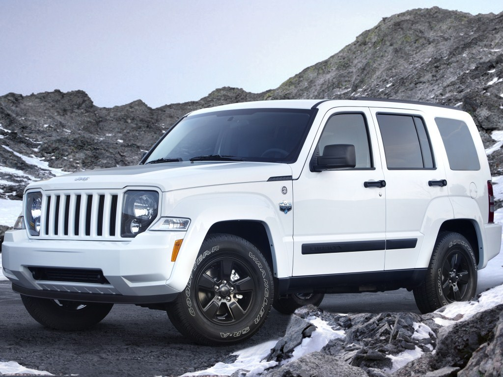 2012. Jeep Liberty Arctic