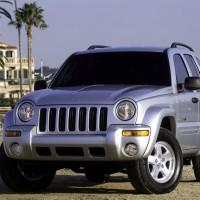 2001-2004. Jeep Liberty Limited (KJ)