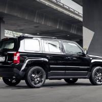 2014. Jeep Patriot Blackhawk (MK)