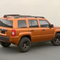 2006. Jeep Patriot SEMA (Concept) (1 экз)